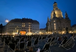 Sonniges Filmfest-Open-Air